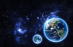 slät yttersida för abstrakt planet för jordjordningsbild Royaltyfri Fotografi