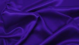 Släta elegant lila lyxig torkduketextur för silke eller för satäng som abstr Royaltyfri Fotografi