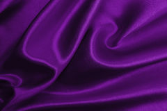 Släta elegant lila lyxig torkduketextur för silke eller för satäng som abstr Royaltyfri Foto