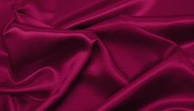 Släta elegant rosa lyxig torkduketextur för silke eller för satäng som abstra Arkivfoton