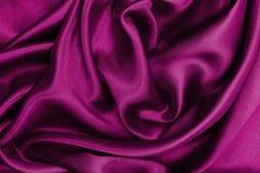 Släta elegant rosa lyxig torkduketextur för silke eller för satäng som abstra Arkivfoto