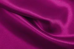Släta elegant rosa lyxig torkduketextur för silke eller för satäng som abstra Royaltyfria Foton