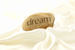 slågna in drömmar Arkivfoto