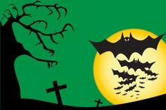 slår till halloween Arkivfoton
