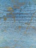 Slösar gammala red ut plankor för bakgrund gräsplan Royaltyfri Fotografi