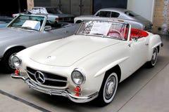 190sl benz Mercedes Στοκ Φωτογραφίες