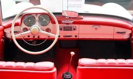 190sl benz Mercedes Στοκ Φωτογραφία