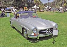 190sl benz Mercedes Στοκ εικόνα με δικαίωμα ελεύθερης χρήσης