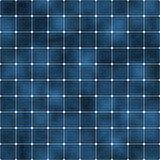 Sl Blue Solar Cells Stock Image