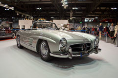 300SL Celebration Milano Autoclassica 2014 Stock Photos