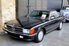 SL-clase de Mercedes-Benz R107 imagen de archivo