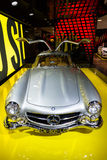 300 SL Gullwing hood Royalty Free Stock Image