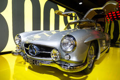 300 SL Gullwing Royalty Free Stock Photography