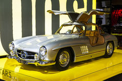 300SL iconique Gullwing Photographie stock libre de droits