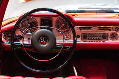 280SL interior Stock Images