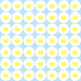 Sl tiny eggs irregular highlights vector illustration