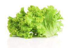 sla Saladebladeren Stock Foto's