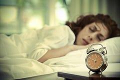 Slaap Stock Afbeeldingen