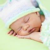 slaap baby Royalty-vrije Stock Afbeelding