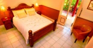 Slaapkamer #2 royalty-vrije stock afbeelding