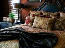 Slaapkamers Royalty-vrije Stock Afbeelding