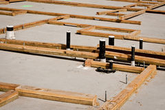 Slab and Boards Royalty Free Stock Images
