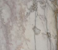 Slab of raw marble Royalty Free Stock Images