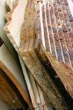 Slabbed Sandstone Royalty Free Stock Photos