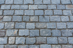 Slabs gray paving slabs Stock Photo