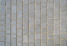 Slabs texture. Pavement slabs texture made from concrete Royalty Free Stock Images