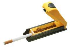 Slacci il rullo tagliuzzato della sigaretta e del tabacco per il mA Immagine Stock