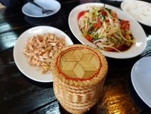 slad de papaye Photo libre de droits