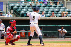 Slade Heathcott, Charleston RiverDogs Fotografia de Stock
