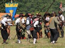 Slag Tornavento Stock Afbeelding