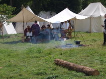 Slag van Grunwald Stock Foto's