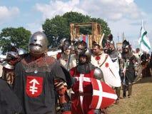 Slag van Grunwald Stock Afbeeldingen
