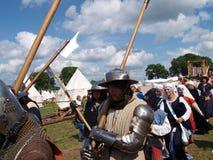 Slag van Grunwald Royalty-vrije Stock Afbeeldingen