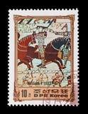 Slag van Hastings Royalty-vrije Stock Afbeelding