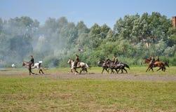 Slag van Warshau Royalty-vrije Stock Afbeelding