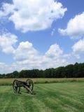 slagfältchancellorsville pennsylvania Arkivbild