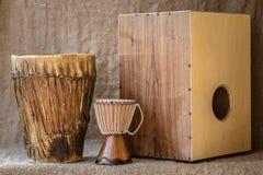 Slaginstrumenten Stock Afbeeldingen