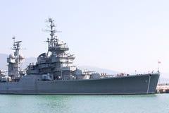 Slagschip stock fotografie