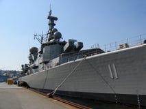 Slagschip stock foto