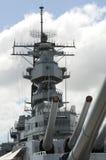 Slagschip Missouri royalty-vrije stock foto's