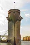 Slagskepp Wisconsin HDR Fotografering för Bildbyråer