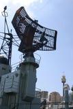 slagskeppradar Fotografering för Bildbyråer