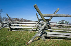 slagveld Royalty-vrije Stock Fotografie