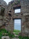 Slains slott, Skottland Arkivfoton