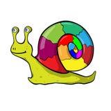 Slak vector illustratie