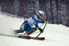 slalom Fotografia Stock
